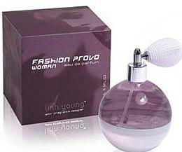Profumi e cosmetici Linn Young Fashion Provo For her - Eau de Parfum