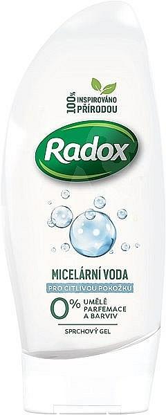 Gel doccia micellare - Radox Micellar Water Shower Gel — foto N1