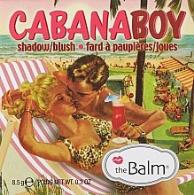 Profumi e cosmetici Ombretto e blush 2 in 1 - TheBalm Shadow-Blush Cabana Boy