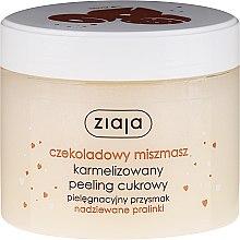 "Profumi e cosmetici Peeling allo zucchero ""Chocolate Praline"" - Ziaja Sugar Body Peeling"
