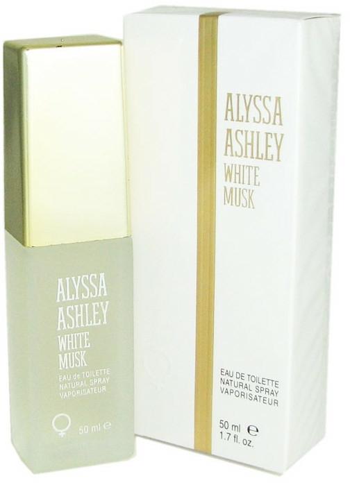 Alyssa Ashley White Musk - Eau de Toilette  — foto N4