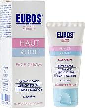 Profumi e cosmetici Crema viso, per bambini - Eubos Med Dry Skin Children Face Cream