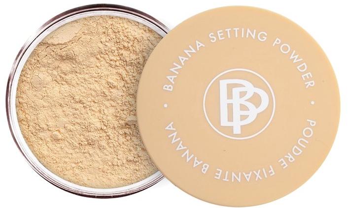 Polvere minerale-fissazione del trucco - Bellapierre Cosmetics Banana Setting Powder — foto N1