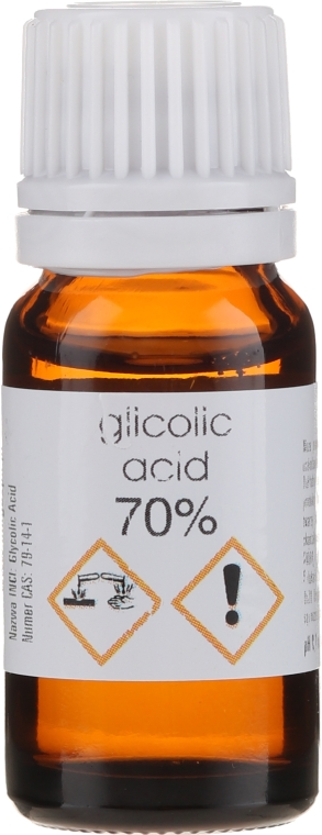 Acido glicolico 70% pH 0,1 - BingoSpa