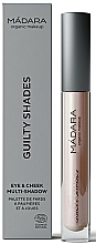 Profumi e cosmetici Ombretti per palpebre e guance - Madara Cosmetics Guilty Shades Eye & Cheek Multi Shadow