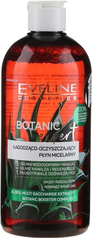 Acqua micellare lenitiva detergente - Eveline Cosmetics Botanic Expert