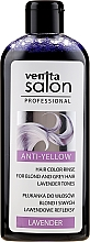 Profumi e cosmetici Balsamo per capelli decolorati e grigi - Venita Salon Professional Lavender Anti-Yellow Hair Color Rinse