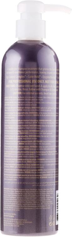 """Shampoo per capelli """"Recupero intensivo"""" - Alterna Caviar Moisture Intense Oil Creme Pre-Shampoo Treatment — foto N2"""