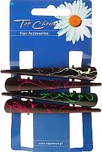 Profumi e cosmetici Fermacapelli per capelli, 25082 - Top Choice