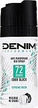 Profumi e cosmetici Deodorante-spray - Denim Deo Extreme Fresh