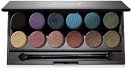 Profumi e cosmetici Palette ombretti - Sleek MakeUP i-Divine Mineral Based Eyeshadow Palette Original