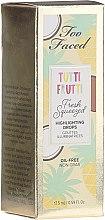 Profumi e cosmetici Illuminante liquido - Too Faced Fresh Squeezed Highlighter