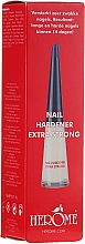 Profumi e cosmetici Enhancer per unghie - Herome Nail Hardener Extra Strong