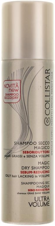 Shampoo secco - Collistar Speciale Capelli Perfetti Magic Sebum-Reducing Oily Hair Lacking In Volume — foto N1