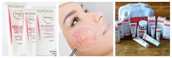 Regole per la cura della pelle con rosacea