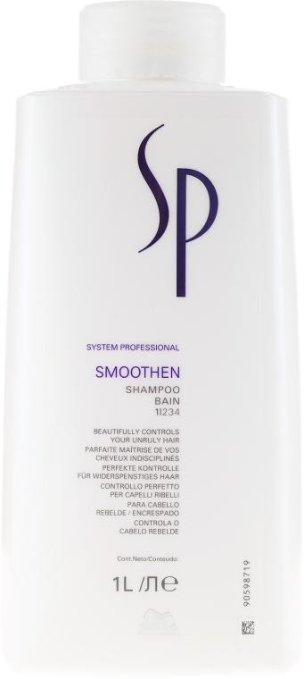 Shampoo lisciante - Wella SP Smoothen Shampoo