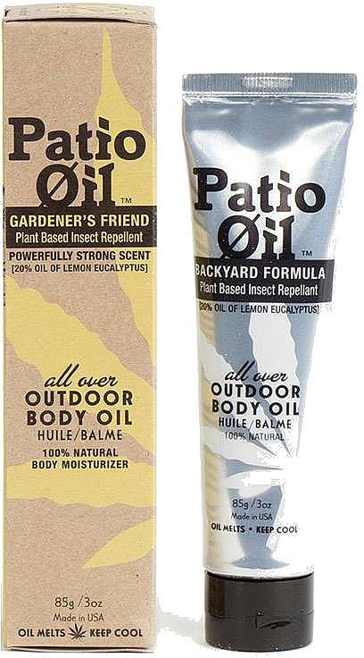 Crema repellente per insetti - Jao Brand Patio Oil Tube — foto N1