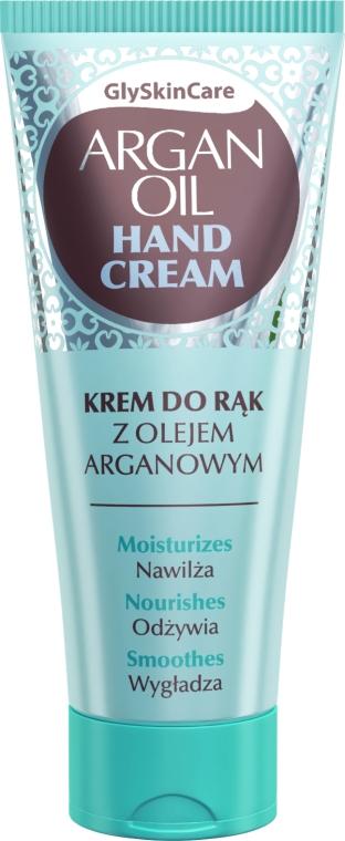 Crema mani all'olio di argan - GlySkinCare Argan Oil Hand Cream
