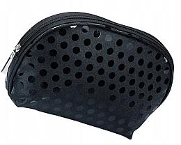 Profumi e cosmetici Beauty case 98444, nero - Top Choice Fashion Design HQ Line Cosmetic Bag