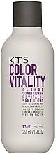 Profumi e cosmetici Conditionante per capelli biondi - KMS California Colour Vitality Blonde Conditioner