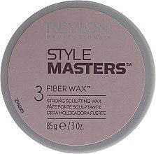 Profumi e cosmetici Cera per lo styling dei capelli - Revlon Style Masters Fibre Wax 3 Strong Scultping Wax