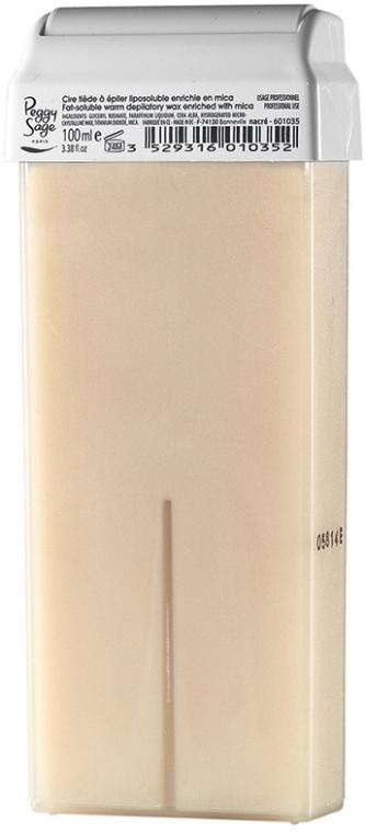 Cartuccia con cera per depilazione calda - Peggy Sage Cartridge Of Fat-Soluble Warm Depilatory Wax Mica