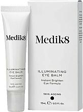 Profumi e cosmetici Balsamo contorno occhi illuminante - Medik8 Illuminating Eye Balm