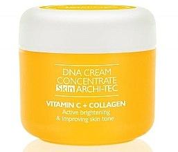 """Profumi e cosmetici Crema concentrata per viso, collo e décolleté """"Vitamina C e Collagene"""" - Dermo Pharma Cream Skin Archi-Tec Vitamin C + Kolagen"""