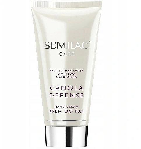 Crema mani protettiva - Semilac Canola Defense Hand Cream