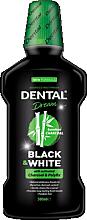 Profumi e cosmetici Collutorio - Dental Dream Black & White