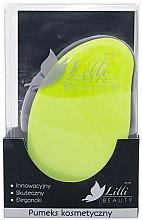 Profumi e cosmetici Raspa piedi, verde - Lilli Beauty