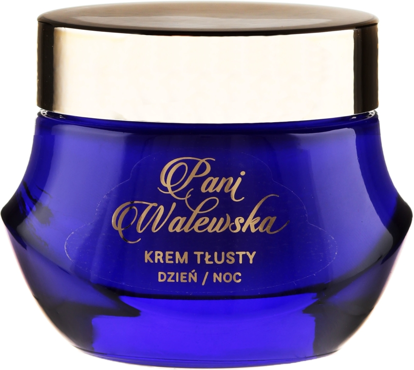Crema nutriente rigenerante-levigante - Pani Walewska Classic Rich Day and Night Cream