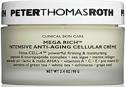 Profumi e cosmetici Crema viso antietà - Peter Thomas Roth Mega-Rich Intensive Anti-Aging Cellular Cream