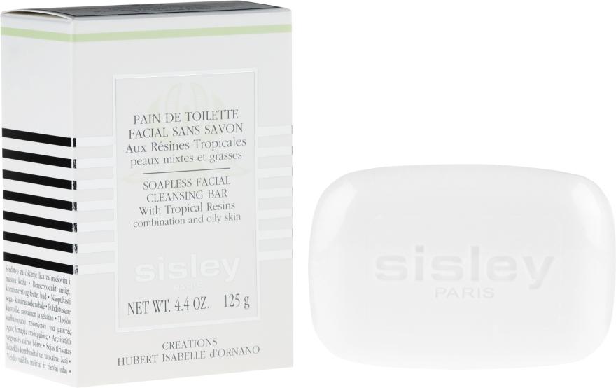 Sapone detergente con resine tropicali - Sisley Pain de Toilette Facial — foto N1