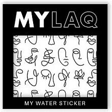 "Profumi e cosmetici Adesivi per unghie ""Art"" - MylaQ My Line Art sticker"