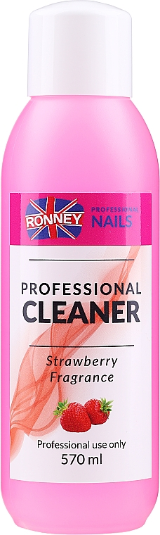 """Sgrassante unghie """"Fragola"""" - Ronney Professional Nail Cleaner Strawberry"""