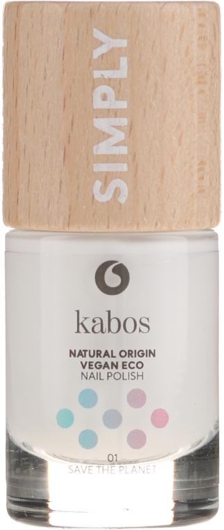 Smalto unghie - Kabos Classic Nail Polish