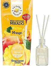 Profumi e cosmetici Diffusore aromi Mango - La Casa de Los Aromas Mikado Reed Diffuser