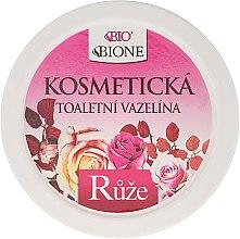 Profumi e cosmetici Vaselina cosmetica - Bione Cosmetics Cosmetic Vaseline With Rose Oil