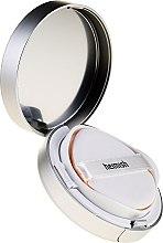 Profumi e cosmetici Cuscino protezione solare per viso + ricarica - Heimish Aqua Sun Metal Cushion SPF50+ PA++++