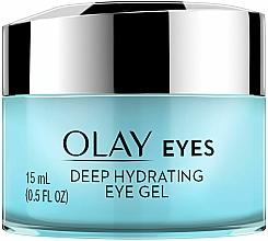 Profumi e cosmetici Gel contorno occhi idratante - Olay Eyes Deep Hydrating Gel