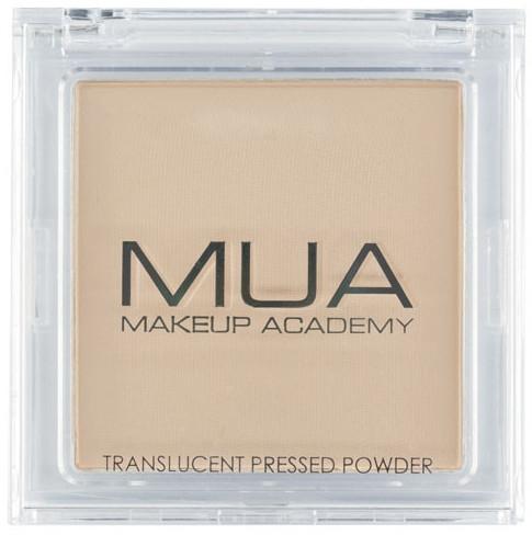Cipria trasparente opacizzante - MUA Translucent Pressed Powder