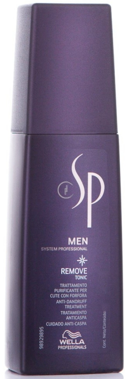 Tonico antiforfora - Wella SP Men Remove Tonic