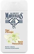 "Profumi e cosmetici Gel doccia ""Fiore d'arancio"" - Le Petit Marseillais"