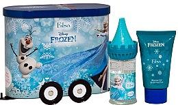 Profumi e cosmetici Disney Frozen - Set (edt/50 + sh/gel/75)