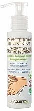 Profumi e cosmetici Gel igienizzante per mani all'aloe vera - Azeta Bio Hands Protection Gel Sanitizing Action
