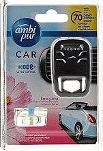 Profumi e cosmetici Fragranza per auto - Ambi Pur Car Air Freshener For Her (freshener/1szt+refill/7ml)