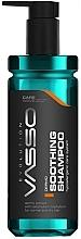 Profumi e cosmetici Shampoo - Vasso Professional Shooting Hair Shampoo Dermo