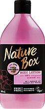 Profumi e cosmetici Lozione corpo idratante - Nature Box Almond Oil