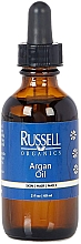Profumi e cosmetici Olio di Argan per pelle, capelli e unghie - Russell Organics Argan Oil